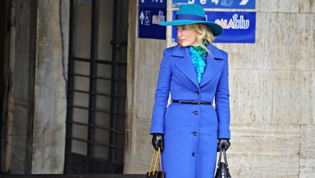 Gillian Anderson ist seit 2013 in den TV-Serien 'Hannibal' (Bild) und 'The Fall' zu sehen. (Bild: APA/EPA/MAURIZIO DEGL' INNOCENTI)