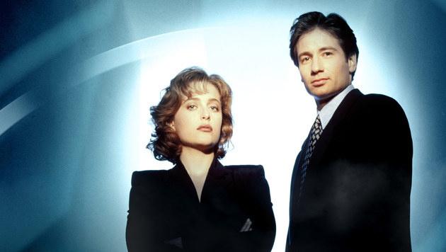 """""""Akte X"""" kehrt mit sechs neuen TV-Folgen zurück (Bild: Twentieth Century Fox)"""