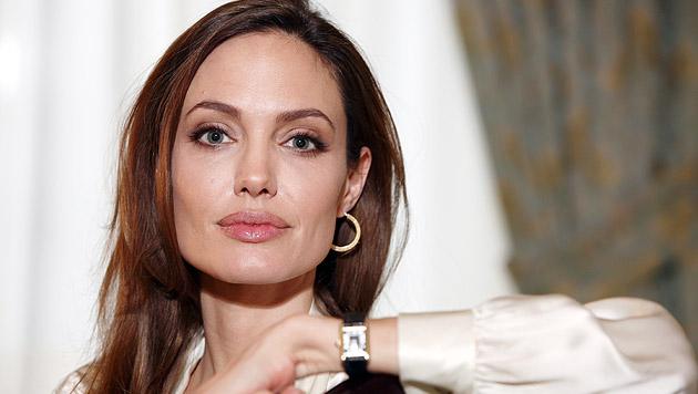 Angelina Jolie ließ sich die Eierstöcke entfernen (Bild: AP)
