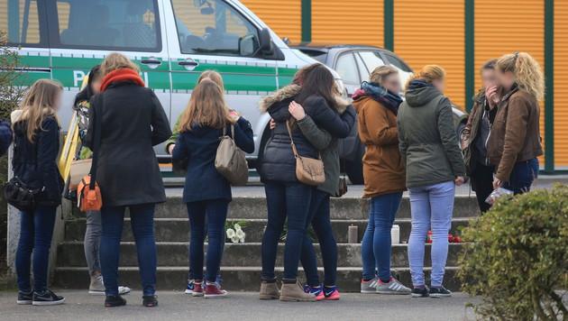 Germanwings Absturz Schulklasse