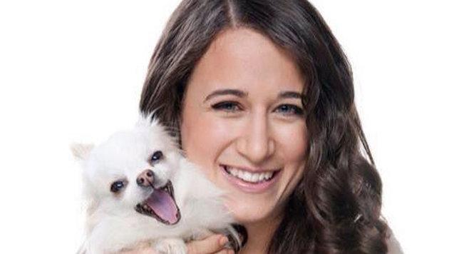 """Moderatorin Anita Ableidinger trauert um Hund (Bild: """"Krone"""")"""