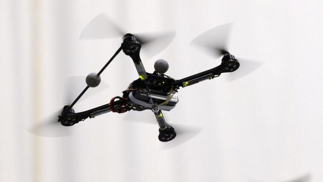 US-Handelsriese will Lieferung per Drohne testen (Bild: APA/KEYSTONE/STEFFEN SCHMIDT)