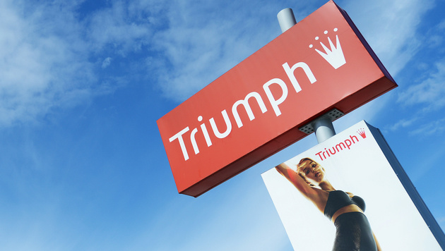 Wäschehersteller Triumph schließt Werk in Oberwart (Bild: APA/ROBERT JAEGER)