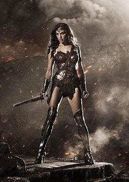 Gal Gadot ist Wonder Woman. (Bild: Viennareport)