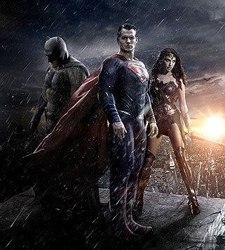 Gal Gadot ist Wonder Woman, Ben Affleck spielt Batman, Henry Cavill ist Superman. (Bild: Viennareport)
