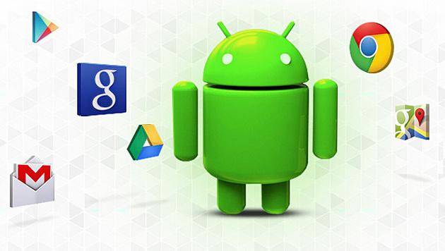 Android: Täglich über 4.500 neue Schädlinge (Bild: Google)
