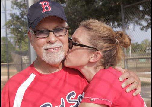 Dieses Foto von sich und ihrem Mann postete Celine Dion am Valentinstag. (Bild: Viennareport)
