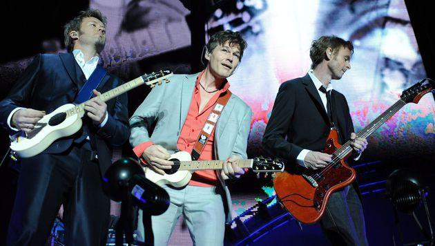 A-Ha werden nicht nur wieder gemeinsam auftreten, sie haben auch ein neues Album dabei. (Bild: Britta Pedersen/EPA/picturedesk.com)