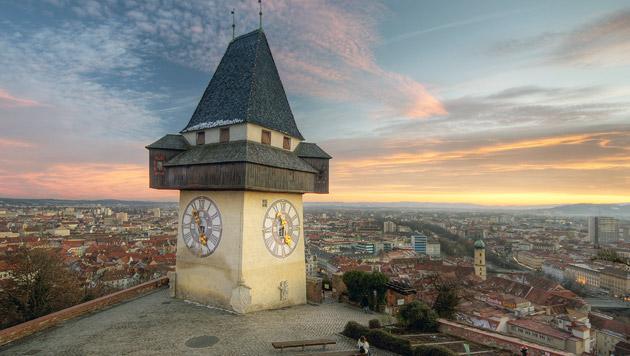Graz: Die Stadt, die nicht mehr schläft (Bild: thinkstockphotos.de)