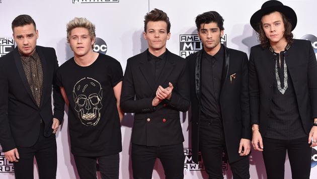 Zayn Malik verlässt Boyband One Direction (Bild: AP)