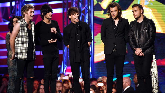 Zayn Malik verlässt Boyband One Direction (Bild: APA/EPA/PAUL BUCK)