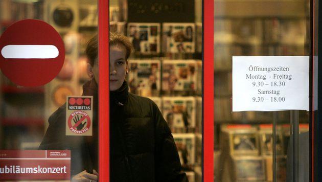 Wiener ÖVP: Ladenöffnungszeiten komplett freigeben (Bild: APA/HARALD SCHNEIDER)