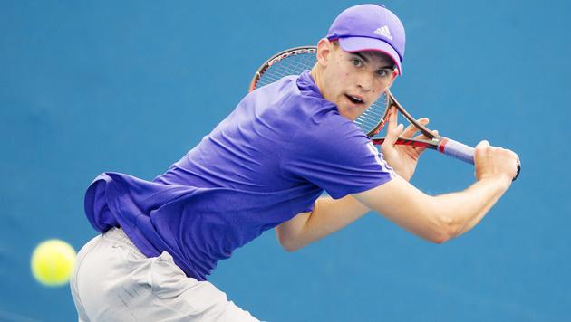 Dominic Thiem stellt Davis-Cup-Antreten infrage (Bild: GEPA)