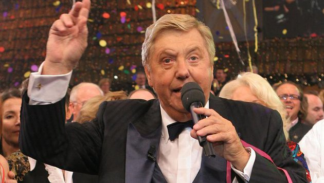 Karl Moik (Bild: APA/ORF/MILENKO BADZIC)