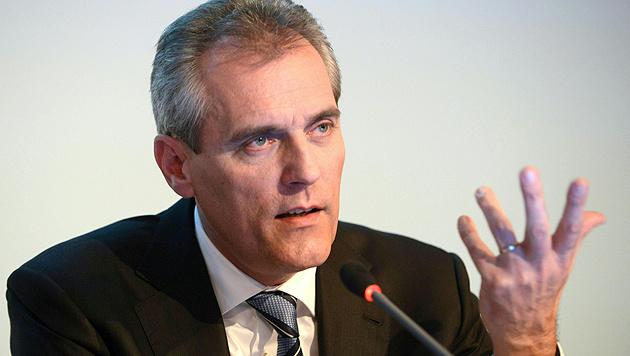 Deutscher Ölmanager Rainer Seele neuer OMV-Chef (Bild: APA/DPA/Uwe Zucchi)