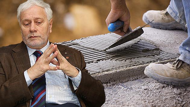 """""""Pfusch"""" geht zurück: Unter acht Prozent des BIP (Bild: Christian Koller, thinkstockphotos.de)"""
