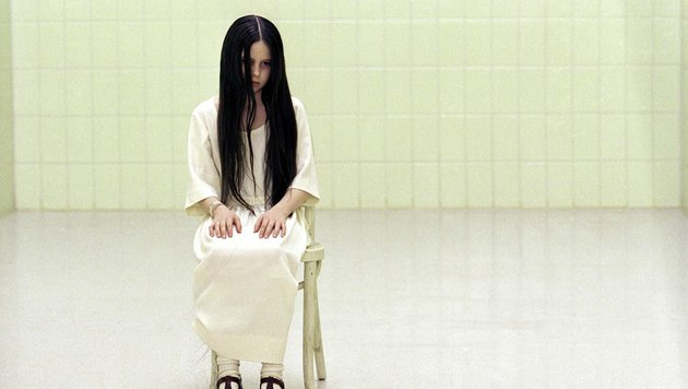 "So schockte Daveigh Chase alias Samara einst die Horror-Fans im Film ""The Ring"". (Bild: Viennareport)"