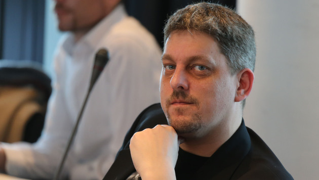 Alexander Ofer (Bild: Christof Birbaumer)