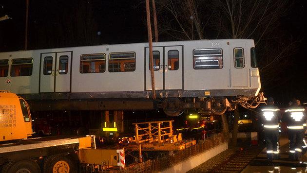 Ein nicht gerade alltäglicher Transport (Bild: APA/LICHTBILDSTELLE MA68/UNBEKANNT)