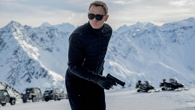 "Daniel Craig als James Bond in ""Spectre"" (Bild: Sony Pictures)"