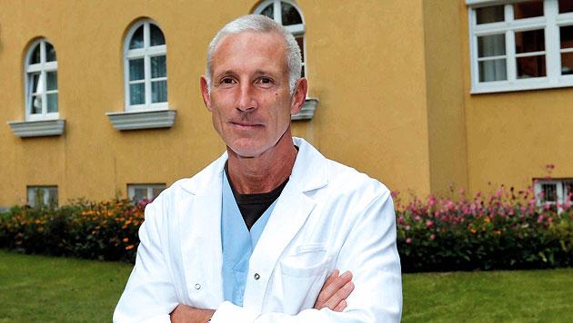 Dubai-Arzt Adelsmayr will für NEOS in die Politik (Bild: Markus Tschepp)