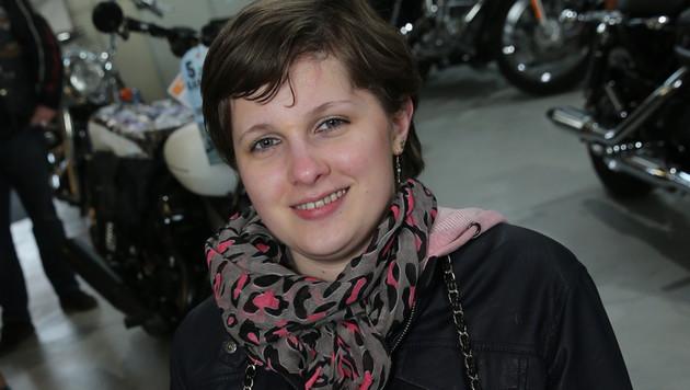 Für Unfallopfer Stefanie sammelten die Biker bei einer Benefizveranstaltung rund 3.000 Euro. (Bild: Peter Tomschi)