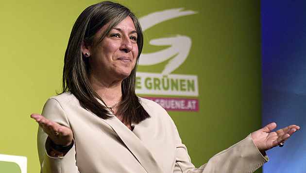 Maria Vassilakou (Bild: APA/Hans Punz)