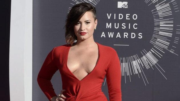 Demi Lovato (Bild: APA/EPA/PAUL BUCK)