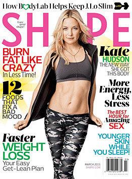 Kate Hudson setzt auf strenges Training, um ihre Körpermitte so sexy zu halten. (Bild: Viennareport)