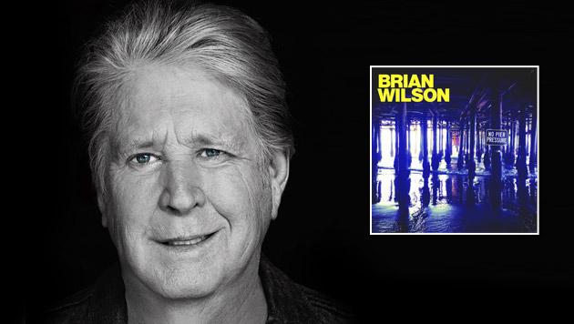 Brian Wilson zwischen Nostalgie und neuem Sound (Bild: Universal Music)