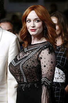 Christina Hendricks (Bild: Viennareport)