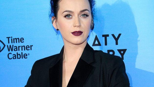 Katy Perry hält sich mit Vitaminpräparaten fit. (Bild: APA/EPA/NINA PROMMER)