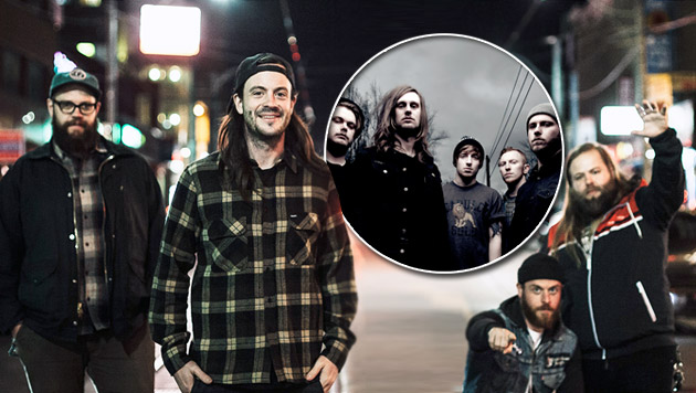 While She Sleeps und Cancer Bats live in der Arena (Bild: Filmservice)