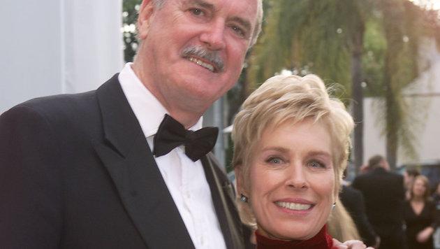 John Cleese hat seiner Ex-Frau Alyce Faye Eichelberger mehr als 18 Millionen Euro bezahlt. (Bild: Viennareport)
