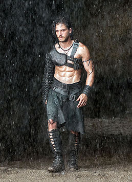 "Kit Harington im Film ""Pompeii"" (Bild: Viennareport)"