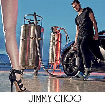 Kit Harington wirbt für Jimmy Choo. (Bild: facebook.com/jimmychoo)