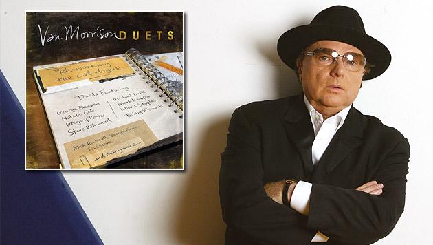Van Morrison befindet sich in guter Gesellschaft (Bild: Sony Music)