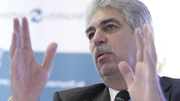 Finanzminister Hans Jörg Schelling (Bild: APA/GEORG HOCHMUTH)