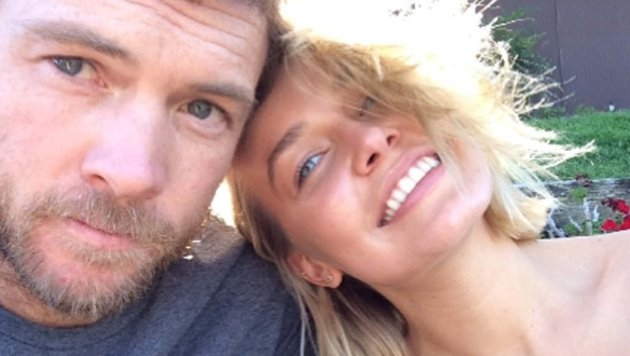 Sam Worthington und Lara Bingle (Bild: Viennareport)