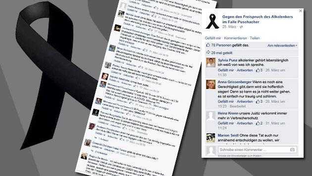 Tödlicher Alko-Unfall mit 2,38 Promille ungesühnt (Bild: facebook.com)