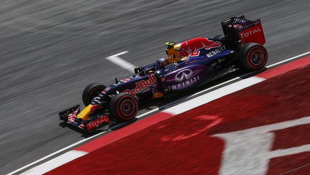 Red Bull in F1 mit Audi-Motoren? Heftige Dementi (Bild: APA/EPA/FAZRY ISMAIL)