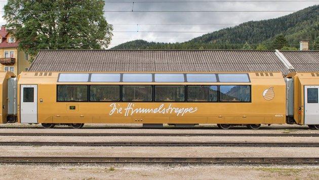 """Panoramawagen der """"Himmelstreppe"""" (Bild: Ggrexy / Wikipedia)"""