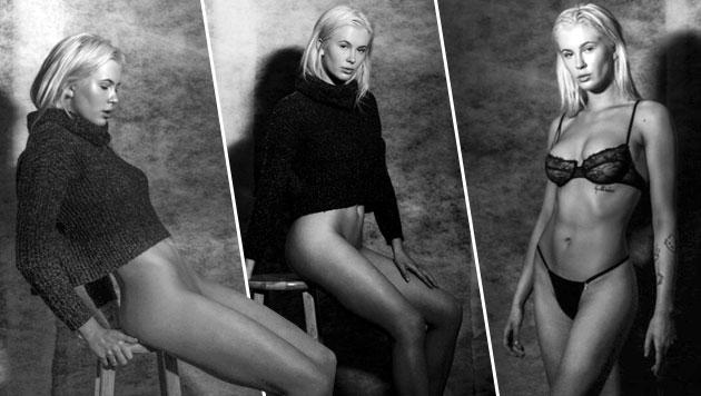 Baldwin-Tochter Ireland postet heiße Nacktfotos (Bild: instagram.com/irelandbbaldwin)