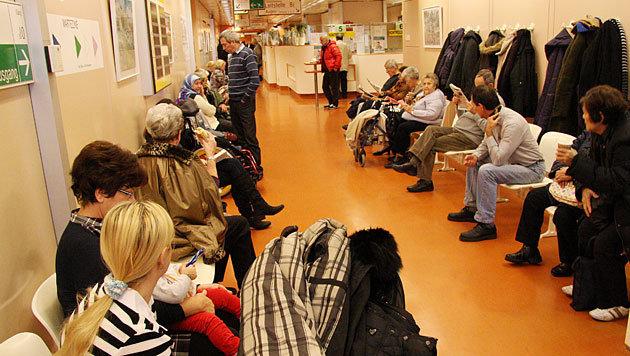 Patienten aus EU schulden Krankenkassen 250 Mio. € (Bild: Martin A. Jöchl (Symbolbild))