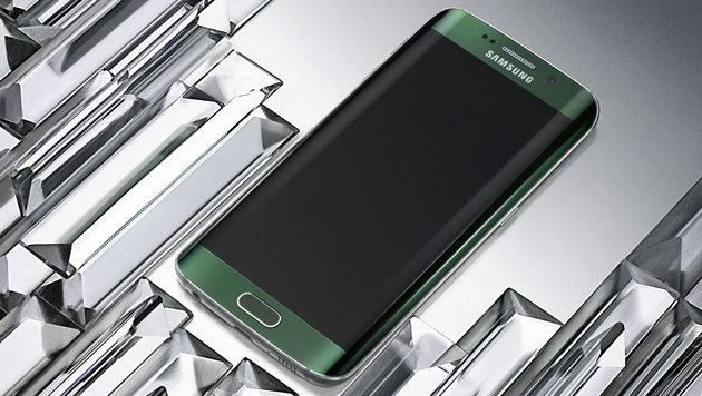 Heiße Handys: Das war das Smartphone-Jahr 2015 (Bild: Samsung)