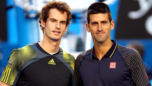 Finale in Miami zwischen Djokovic und Murray (Bild: GEPA)