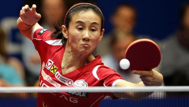 Tischtennis: Liu holt Olympia-Ticket nach Rio (Bild: GEPA)