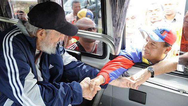 Castro erfreute sich bei vielen Kubanern bis zuletzt großer Beliebtheit. (Bild: APA/EPA)