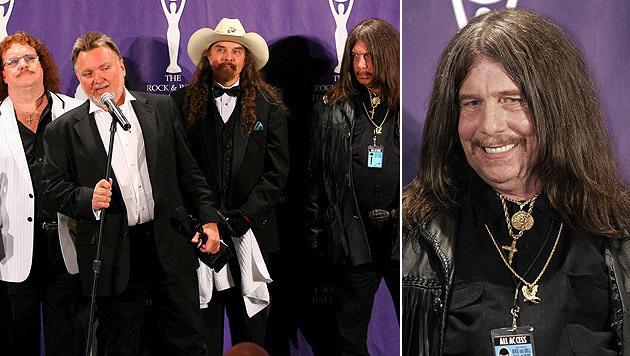 Bob Burns, Ex-Drummer und Gründungsmitglied von Lynyrd Skynyrd, starb bei einem Autounfall. (Bild: Andrew Gombert/EPA/picturedesk.com, Viennareport)