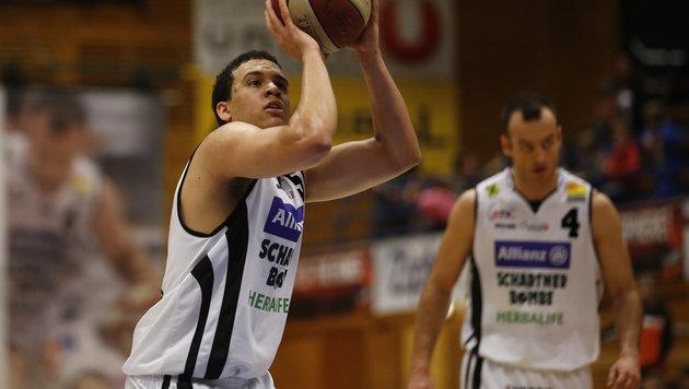 Gmunden siegt in ABL bei Cupsieger Güssing (Bild: GEPA)
